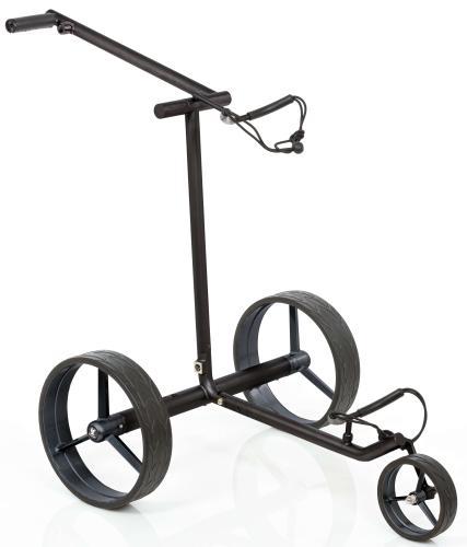 Quintum Slim Line Elektro Golftrolley mit Zubehör