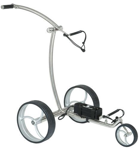 Taurus Elektro Golftrolley mit Zubehör